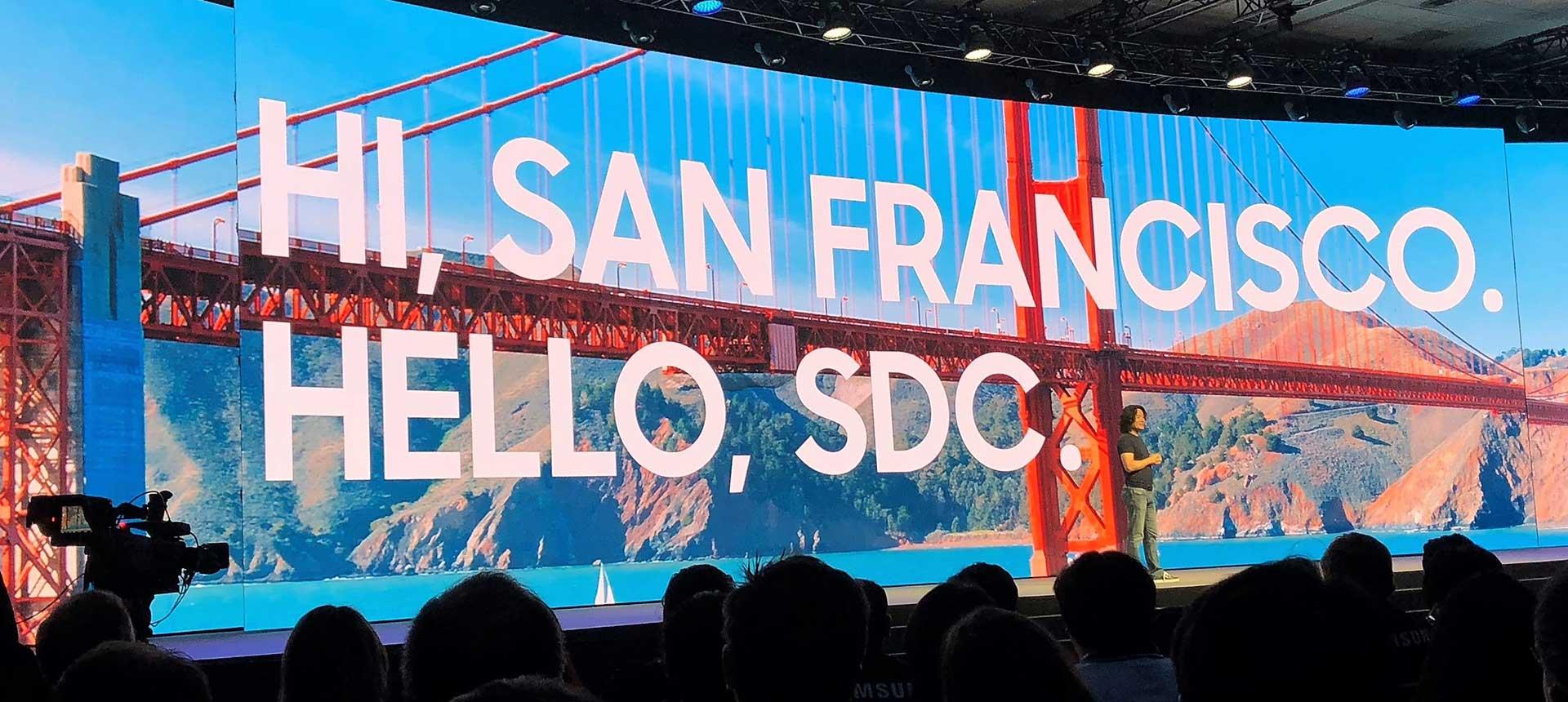 Image of Samsung Developer's Conference 2017