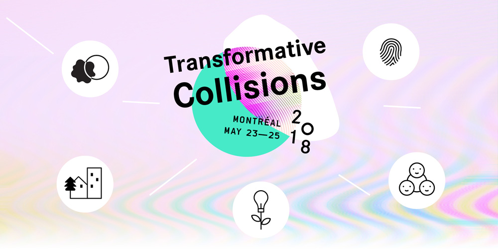 Image for the event: C2 Montreal 2018: transformative collisions